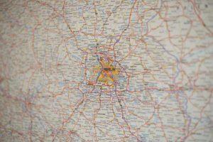 Citytrip Berlijn op de kaart